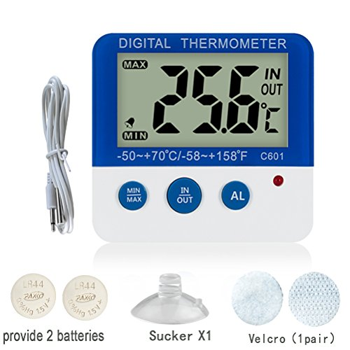 fridge and freezer thermometer - 7