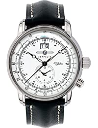 7640-4 Dual Time Big date 100 Years of Zeppelin Watch