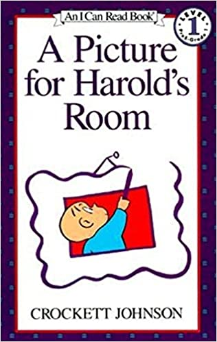 Amazon.com: A Picture for Harold's Room (9780064440851): Crockett ...
