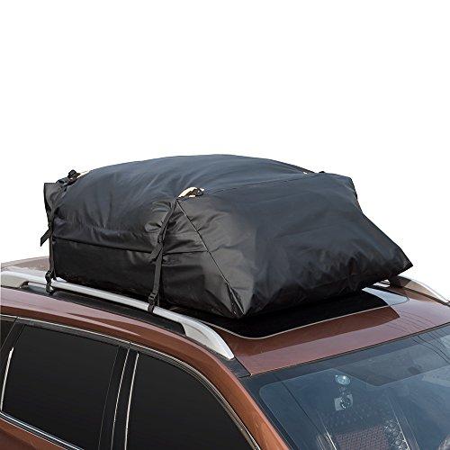 Marksign 100 Waterproof Car Rooftop Cargo Carrier Bag 17 5 Cu Ft
