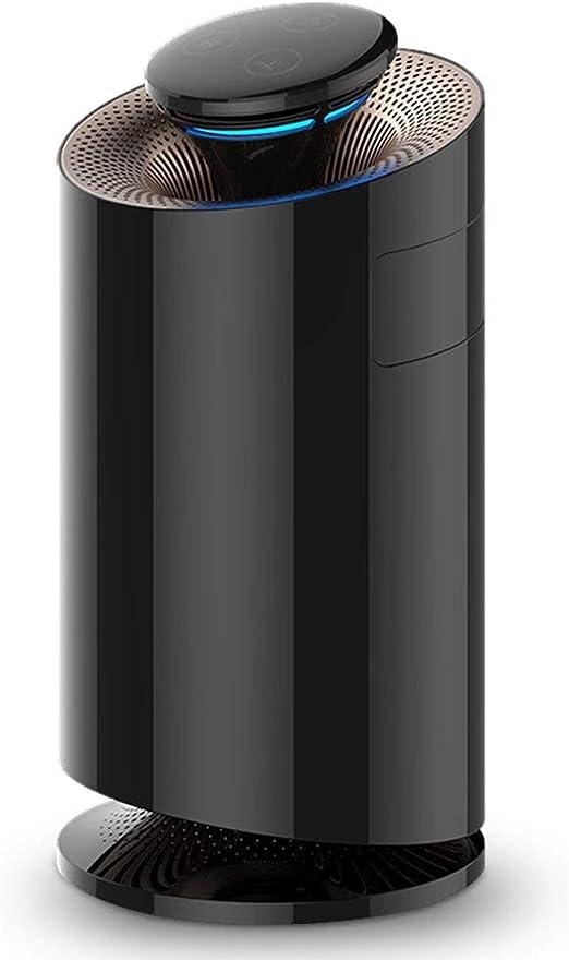 WANG Purificador de Aire, para el hogar, con Filtro Hepa, ionizador de Aire para Fumar, alergias, bacterias, etc.: Amazon.es: Hogar