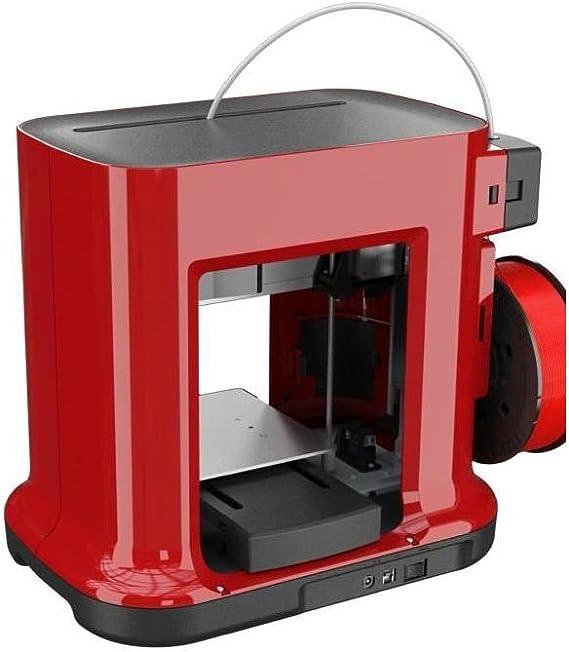 XYZprinting da Vinci miniMaker Impresora 3D Rojo: Amazon.es ...