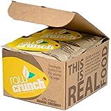Raw Crunch Bars - Organic Mango Coconut - Box 12 Bars