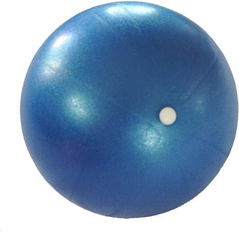 Idebris - Pelota de yoga de 15 a 22 cm para gimnasia, fitness ...
