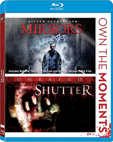 Mirrors+shutter Bd Df-ws Sac [Blu-ray] (Mirror Mirror Blue Ray)