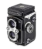 Yashica MAT TLR 6x6 medium format camera with 80mm Lens with COPAL MXV Shutter - Vintage 1950s