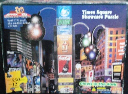 新しいブランド Supertek (スーパーテック) タイムズスクエア ショーケース パズル B006H6WSSI 550ピース (並行輸入) 3Dジグソーパズル by by スーパーテック (並行輸入) B006H6WSSI, 赤ちゃん布団専門店 BEBINO:aa76bfc0 --- quiltersinfo.yarnslave.com