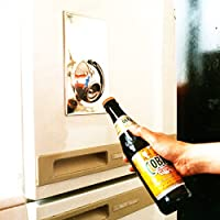 Compra STAINLESS STEEL BOTTLE OPENER FRIDGE MAGNET Suck UK SK ...