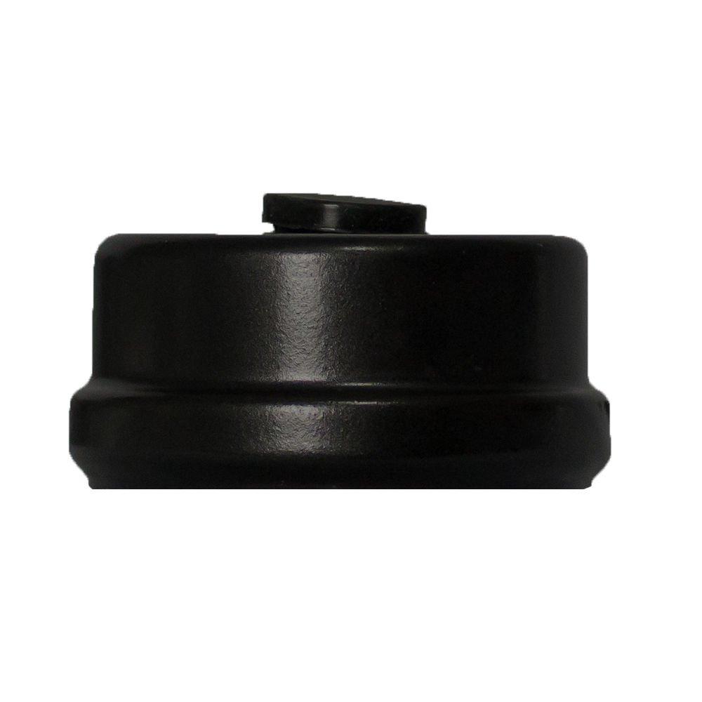 Sombrerete Acero Inoxidable Simple Pared AISI-304 Bofill Anti Viento /Ø 250
