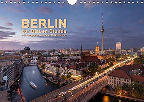 Kalender Berlin zur Blauen Stunde A5 | Peter Stuhlmann Fotografie
