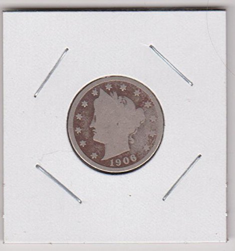 1906 Liberty Head Nickel Very Fine