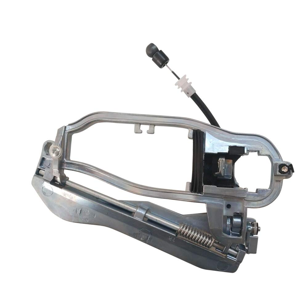 A-Premium Outside Door Handle Carrier for BMW E53 X5 2000-2006 Front Left Driver Side