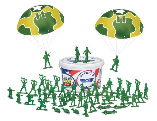 Soldiers Toy (Pixar Toy Story Bucket o Soldiers)