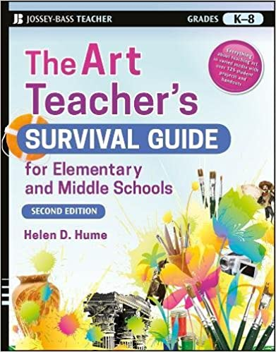 Amazon the art teachers survival guide for elementary and amazon the art teachers survival guide for elementary and middle schools 8601400010167 helen d hume books fandeluxe Image collections