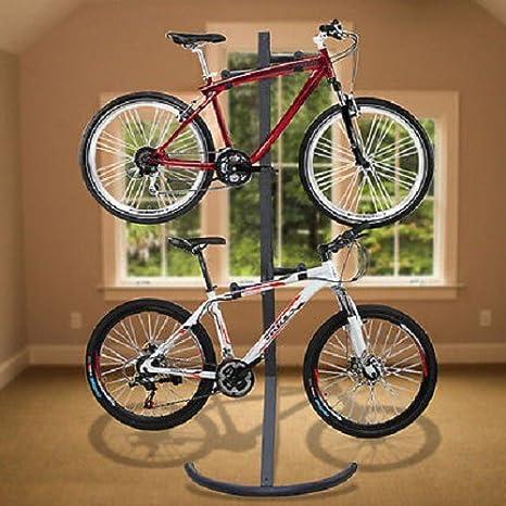 Ajustable Gravity 2 x bicicleta ciclo de soporte organizador para ...