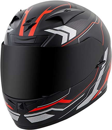 Used, ScorpionExo EXO-R710 Unisex-Adult Full-Face-Style Transect for sale  Delivered anywhere in USA
