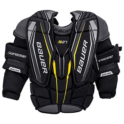 - Bauer Supreme S27 Hockey Goalie Chest Protector (SR XL)