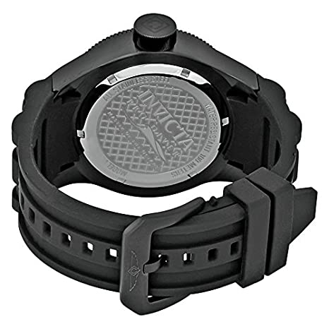 Amazon.com: Invicta Mens Pro Diver Quartz Stainless Steel and Silicone Casual Watch, Color:Black (Model: 22248): Watches