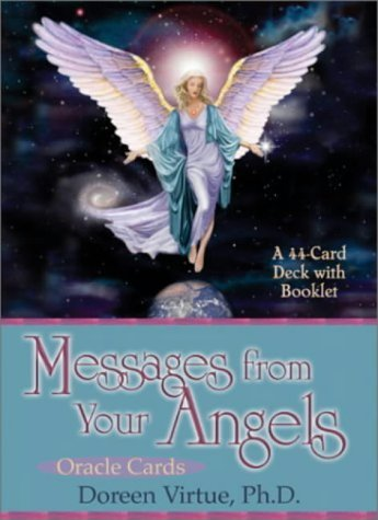 Messages from Your Angels: Oracle Cards (Deck) by Doreen Virtue PhD (1-Jul-2004) Cards (Doreen Virtue Angel Messages From Your Angel)