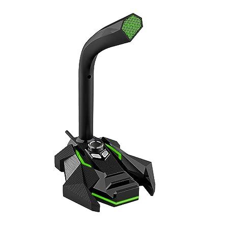 GJY Micrófono de computadora Micrófono para Juegos Micrófono USB ...