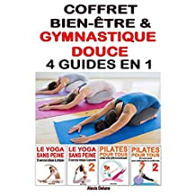 Coffret Bien-être & Gymnastique douce: 4 ebooks en 1 (French Edition)