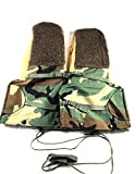 Flyers Mittens with Quilted Liner, Air Force, Army Issue, Extreme Cold Weather (Medium)