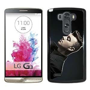Sam Smith Black Popular Sell Customized Design LG G3 Case
