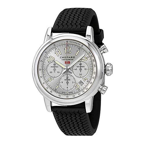 Chopard Mille Miglia Chronograph Automatic Silver Dial Mens Watch 168589-3001
