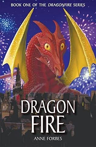 book cover of Dragonfire