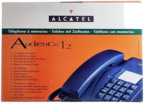 Alcatel Audience 12 Schnurtelefon strahlungsfrei nicht nur für Senioren ID7878