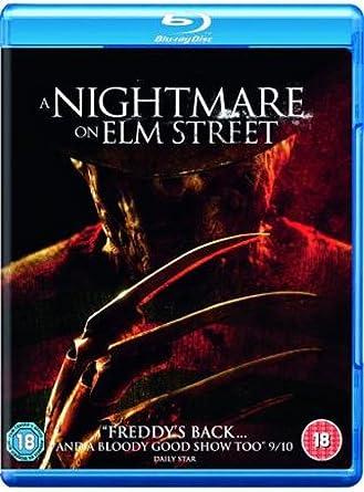 A Nightmare On Elm Street 2010 Edizione: Regno Unito Reino Unido Blu-ray: Amazon.es: Movie, Film: Cine y Series TV