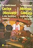 Tradicional Cocina Mexicana/Traditional Mexican Cooking (Spanish and English Edition)