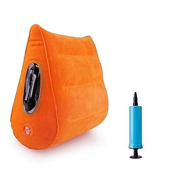 Amazon.com: Cojín mágico triángulo almohada juguete rampa ...