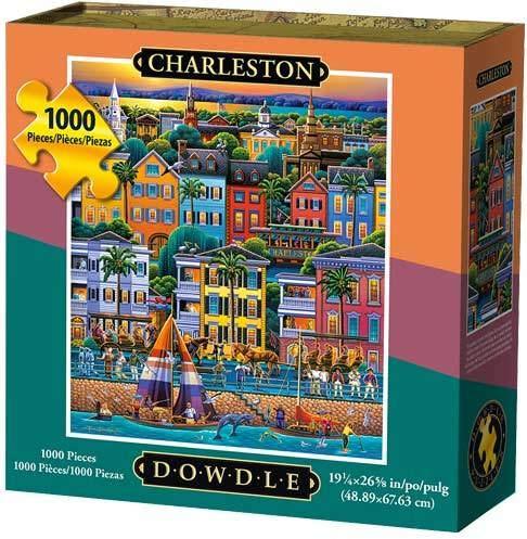 1000 piece puzzles dowdle - 6