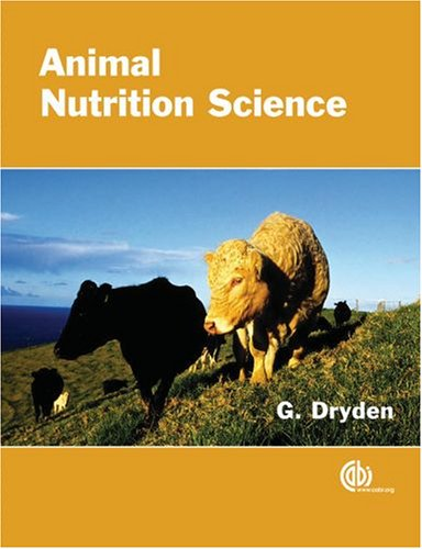 Animal Nutrition Science ()