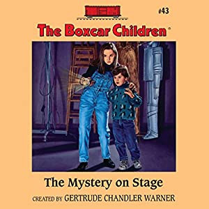 The Mystery on Stage Audiobook