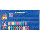 Learning Resources Attendance Pocket Chart