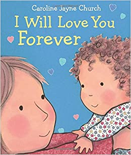 Baby book i will love you forever