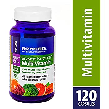 Amazon.com: Enzima la nutrición – Dos daily multi-vitamin ...