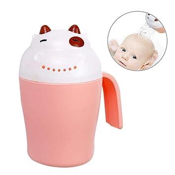 Waterfall Shampoo Rinse Cup Baby Kids Bath Cup Wash Hair Rinsing Water Spoon Reasonable Price Baby