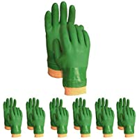 Atlas ATL600XL Vinylove 600 Dipped PVC Extra-Large XL Work Gloves, 12-Pairs by Atlas Glove