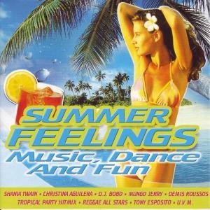 Summer Feelings -Music,Dance & Fun (jaba Music - Jerry Twain