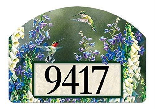 YardDeSign Hummingbird Garden Yard Sign 71294