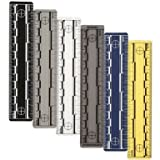Forensic Photo Scales/Rulers, Yellow, Pack of 10 Each