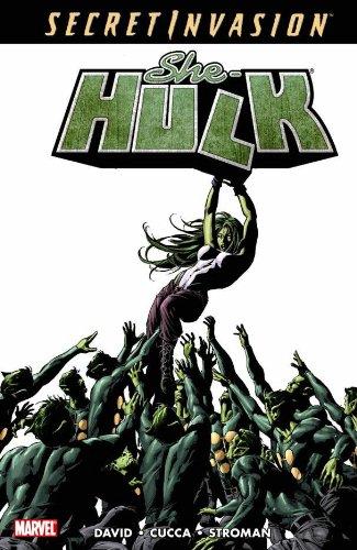 Read Online She-Hulk - Volume 8: Secret Invasion PDF