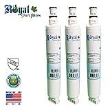 Best Brita Refrigerator Water Filters - Whirlpool 4396701 Replacement Refrigerator Water Filters by Royal Review