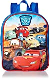 Disney Boys' Cars Mini Backpack with Utility Case