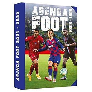 Mon agenda scolaire Foot 2021-2022 8
