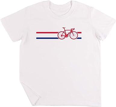 Bicicleta Rayas Británico Nacional La Carretera Carrera Niños ...