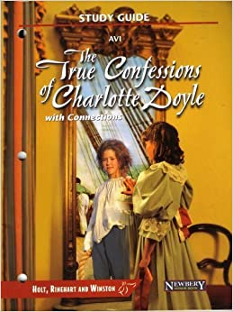 The True Confessions of Charlotte Doyle With Connections (Study ...